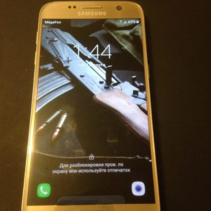 Samsung Galaxy S7 DUOS gold 32gb